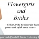 Flowergirls and Brides