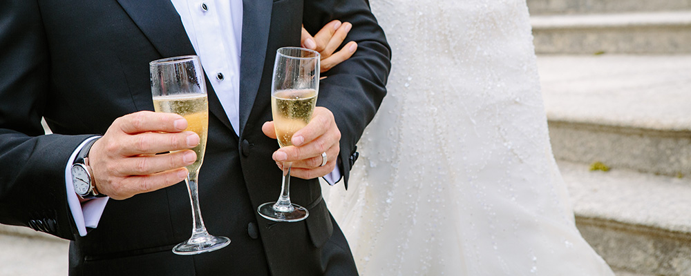 What to do when you don't want alcohol at your wedding? - WeddingWise Articles