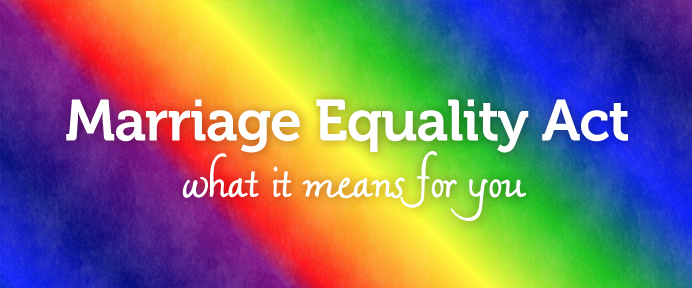 Marriage Equality Act: What it Means for Marriage in New Zealand - WeddingWise Articles