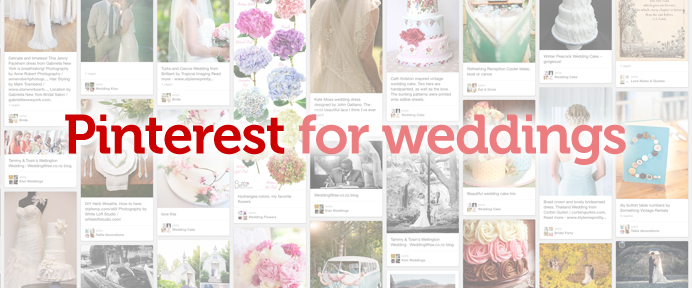Using Pinterest for Wedding Planning - WeddingWise Articles