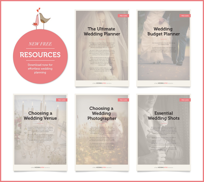 Announcing WeddingWise Resources - WeddingWise Articles