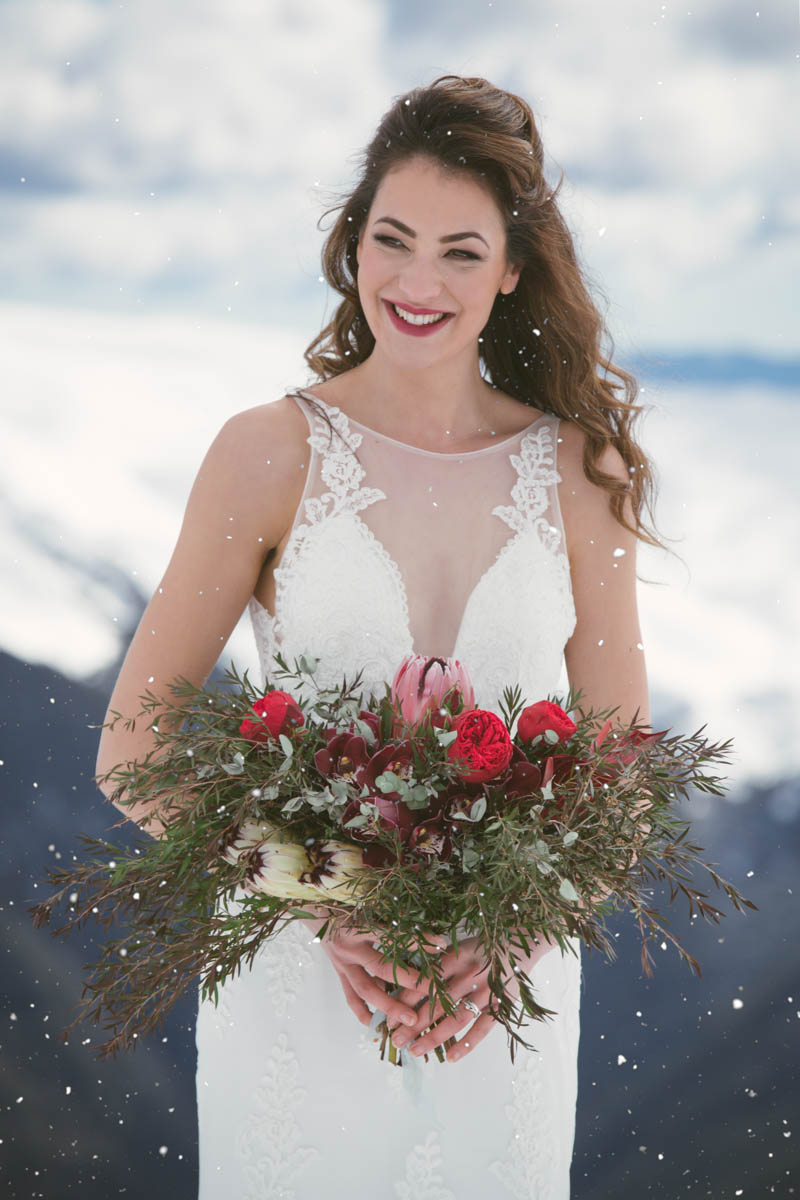 Winter elopement collection: 16981 - WeddingWise Lookbook - wedding photo inspiration