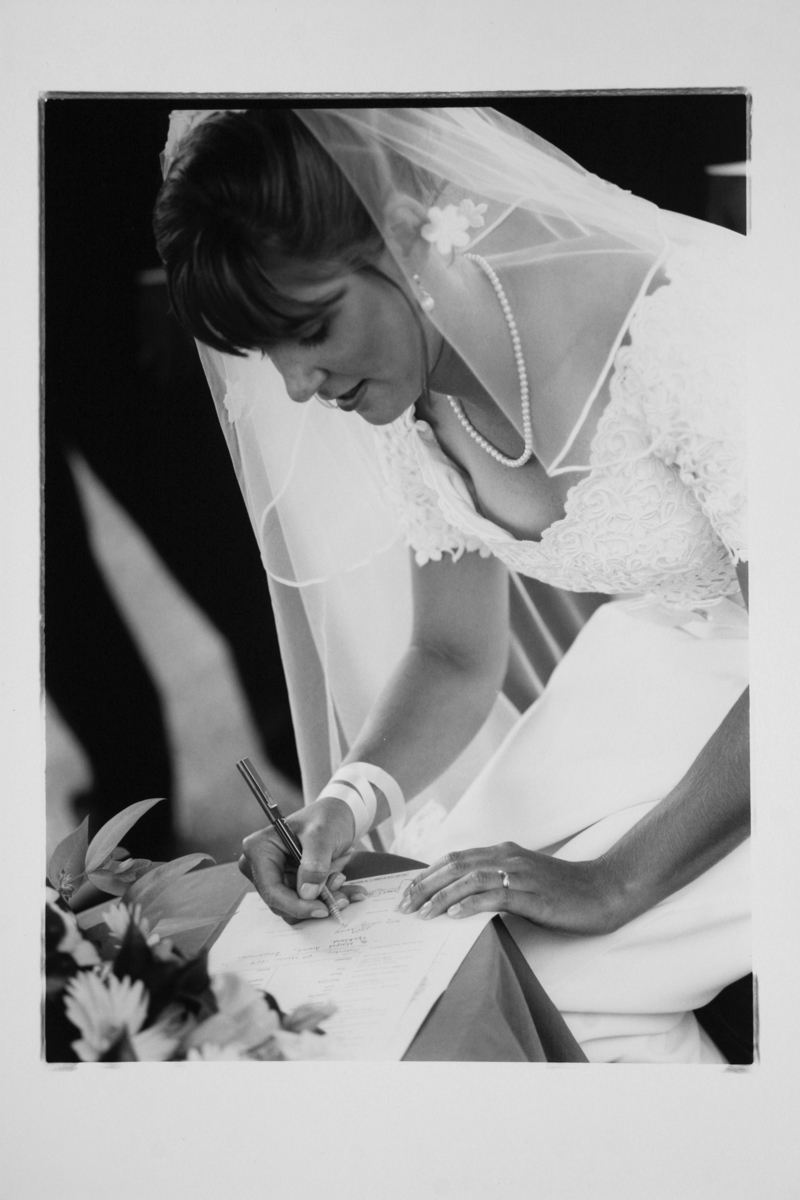 Back in the Day - handprinted Black & White photos  : 15833 - WeddingWise Lookbook - wedding photo inspiration