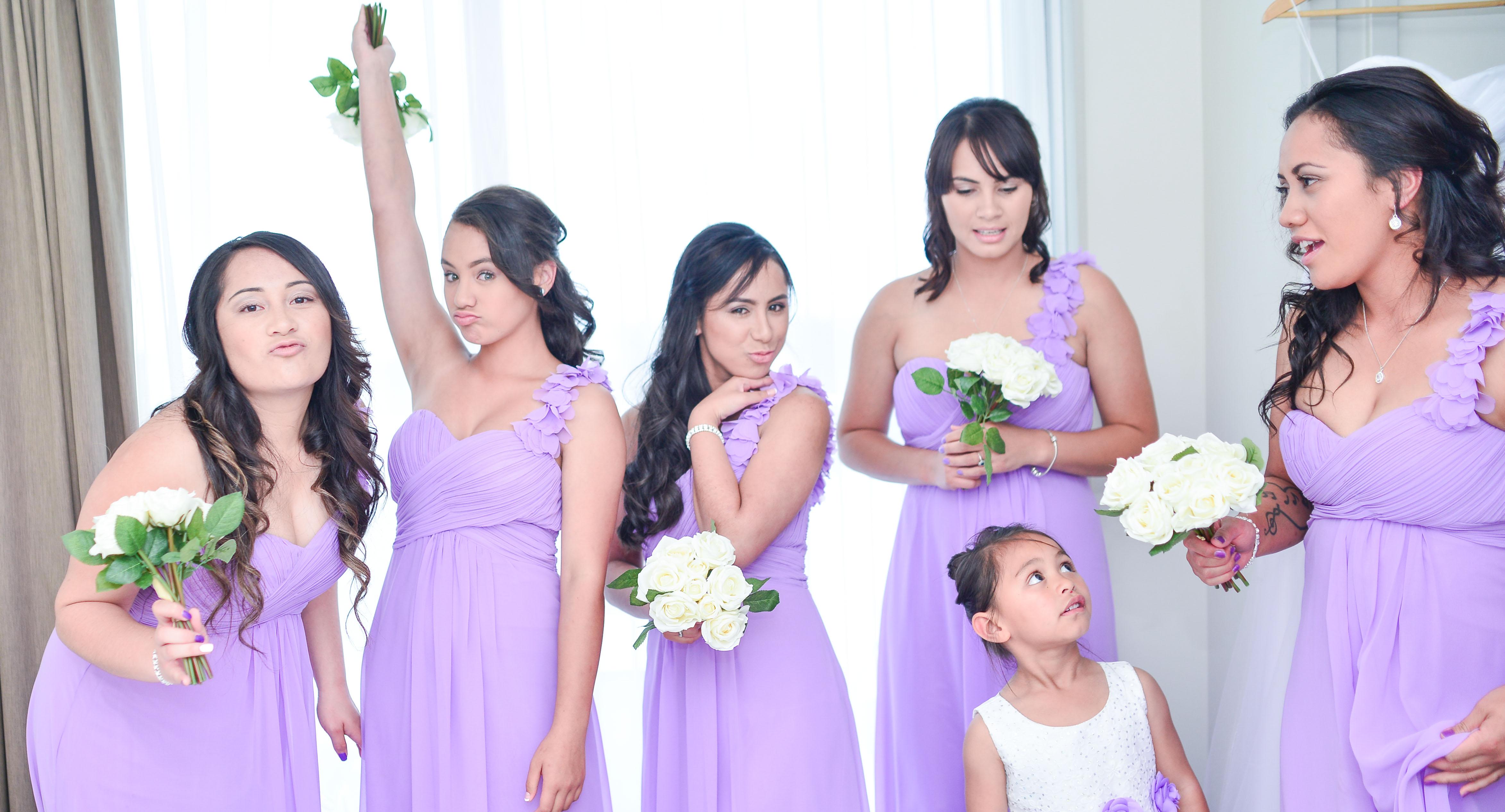 Contemporáneo Samoan Bridesmaid Dresses Colección - Vestido de Novia ...