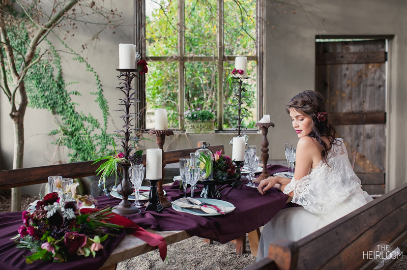 The Heirloom - Table Settings: 11487 - WeddingWise Lookbook - wedding photo inspiration
