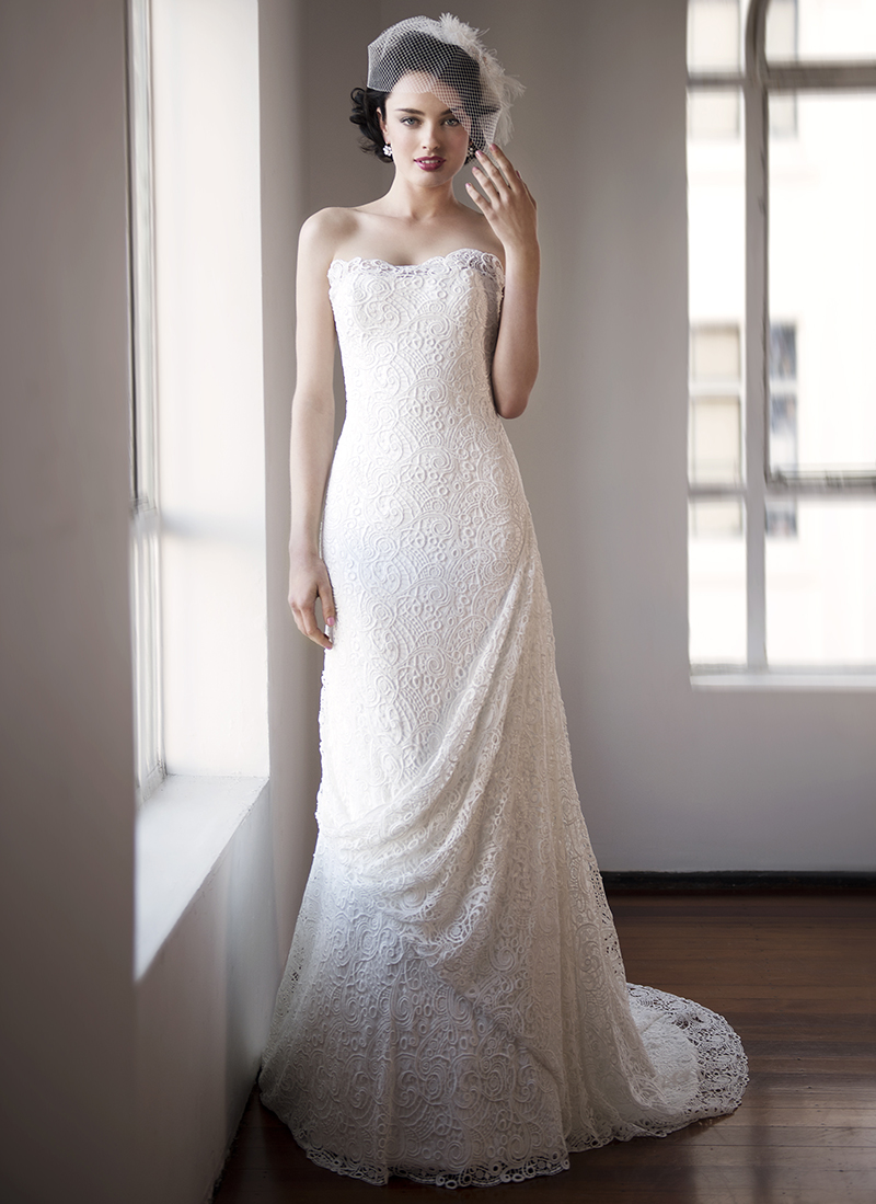 Anna Schimmel, Pearl Bridal Collection: 7239 - WeddingWise Lookbook - wedding photo inspiration