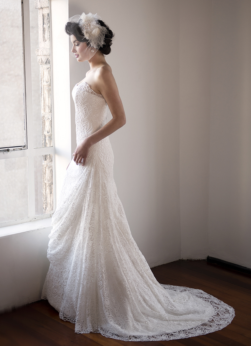 Anna Schimmel, Pearl Bridal Collection: 7251 - WeddingWise Lookbook - wedding photo inspiration