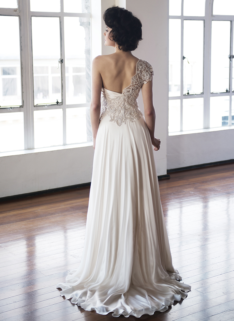 Anna Schimmel, Pearl Bridal Collection: 7246 - WeddingWise Lookbook - wedding photo inspiration