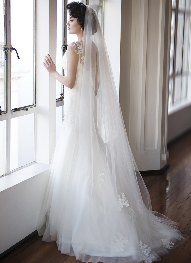 Anna Schimmel, Pearl Bridal Collection: 7255 - WeddingWise Lookbook - wedding photo inspiration