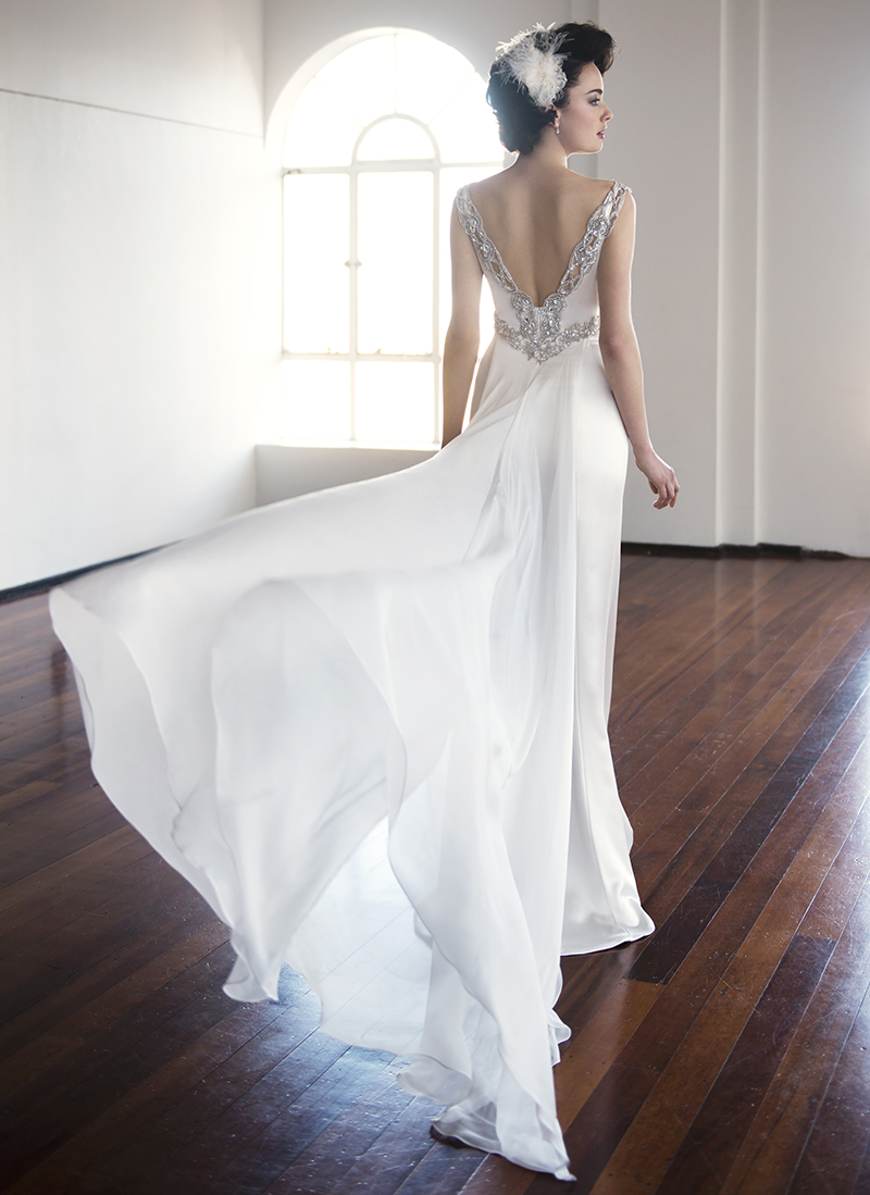 Anna Schimmel, Pearl Bridal Collection: 7245 - WeddingWise Lookbook - wedding photo inspiration