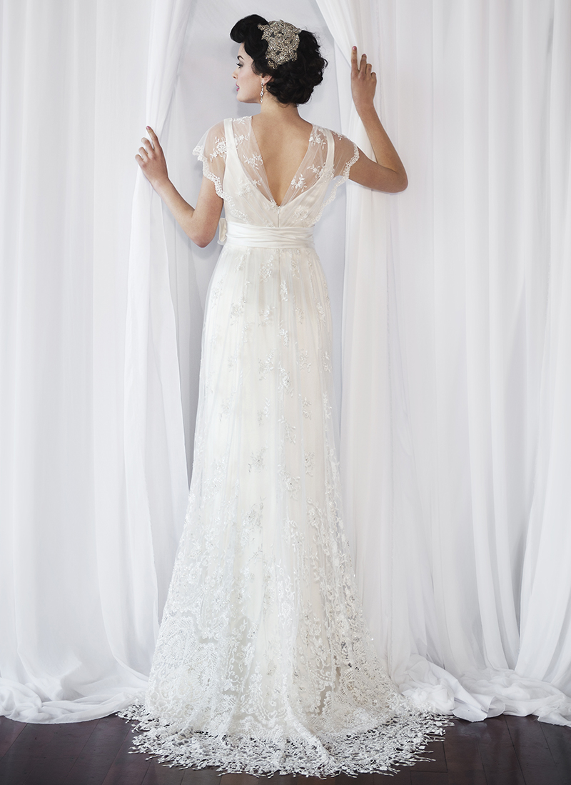 Anna Schimmel, Pearl Bridal Collection: 7244 - WeddingWise Lookbook - wedding photo inspiration