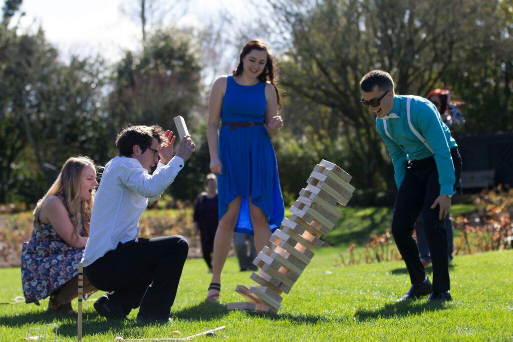 Vintage Garden Games : Entertainment & Party Hire in Auckland Region : WeddingWise